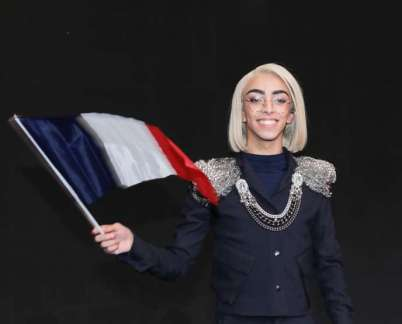 FRANCE-MUSIC-EUROVISION